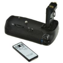 Jupio Canon EOS 90D, Canon EOS 80D, Canon EOS 70D Portrémarkolat + távkioldó