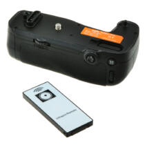 Jupio Nikon D750 Portrémarkolat + távkioldó