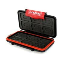Caruba memóriakártya tartó MCC-5, 12 SD vagy 12 micro SD kártyához