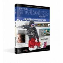Scott Kelby Photoshop könyve digitális fotósoknak - CS6 és CC verzió
