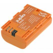 Jupio Canon LP-E6N Orange akkumulátor