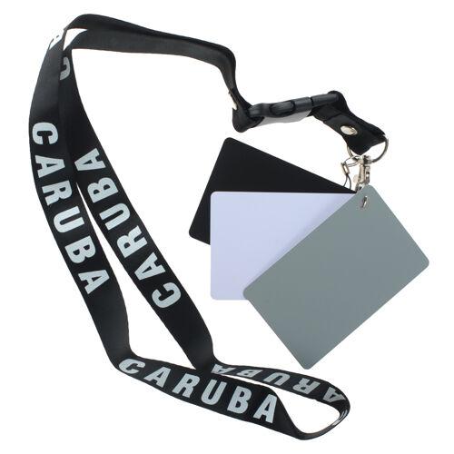 Caruba szürke kártya DGC-1