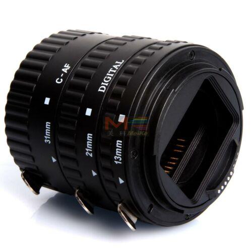Meike Canon EOS közgyűrű sor műanyag bajonettel