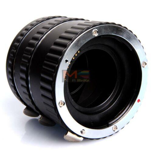Meike Canon EOS közgyűrű sor fém bajonettel