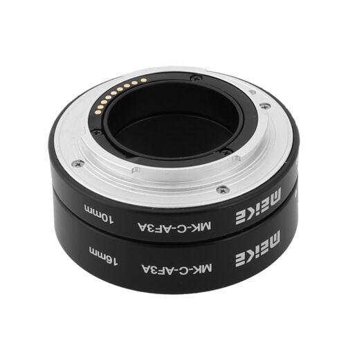 Meike Canon AF közgyűrűsor fém vázzal MILC fényképezőgéphez