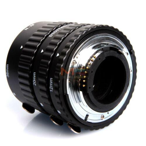 Meike Nikon AF közgyűrű sor fém bajonettel
