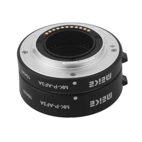 Meike Panasonic és Olympus AF közgyűrűsor fém vázzal MILC fényképezőgéphez