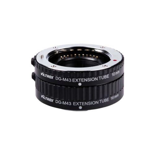 Viltrox makró közgyűrűsor 10-16mm DG - M4/3 (Olympus és Panasonic)
