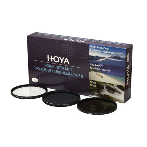 Hoya Digital Filter Kit II