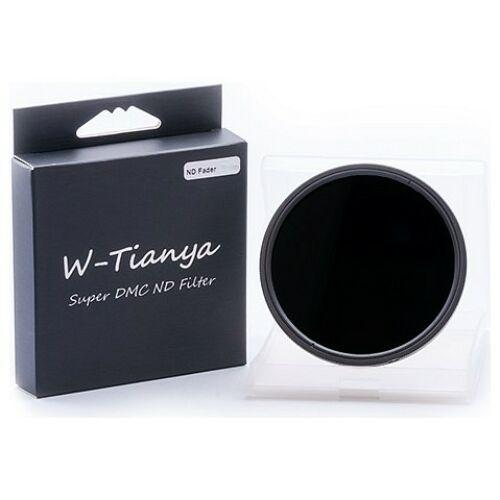 W-Tianya Super DMC ND Fader 2-400 szürke szűrő NANO bevonattal