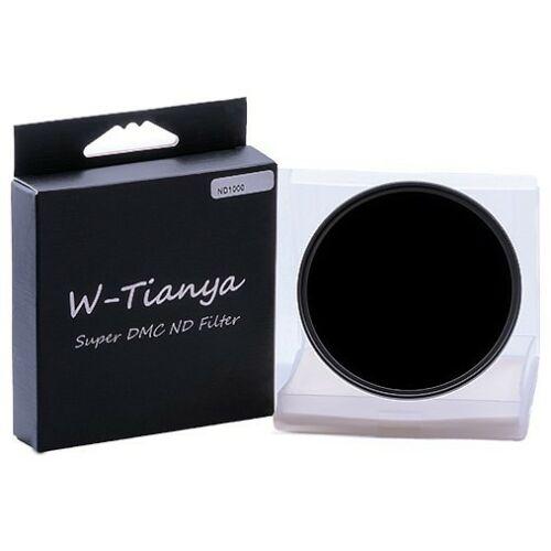 W-Tianya Super DMC ND1000 szűrő NANO bevonattal és vékonyított peremmel