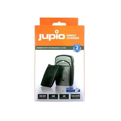 Jupio Pentax fényképezőgép akkumulátor töltő