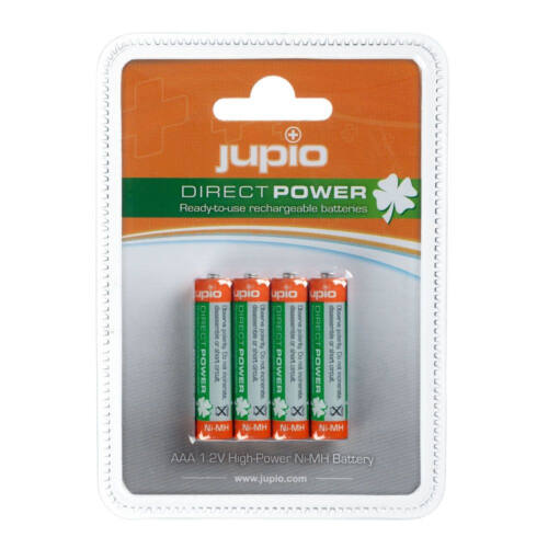 Jupio Direct Power AAA 850 mAh újratölthető akkumulátor