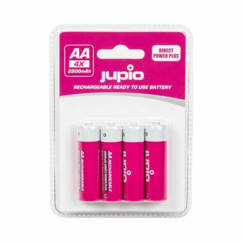 Jupio Direct Power Plus AA 2500 mAh újratölthető akkumulátor