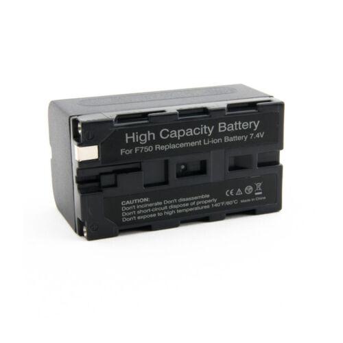 Sony NP-F750, F770 utángyártott akkumulátor a Meike-től