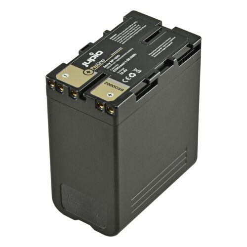 Jupio Sony BP-60 Proline videokamera akkumulátor