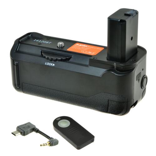 Jupio Sony A6000, Sony A6300, Sony A6400 Portrémarkolat