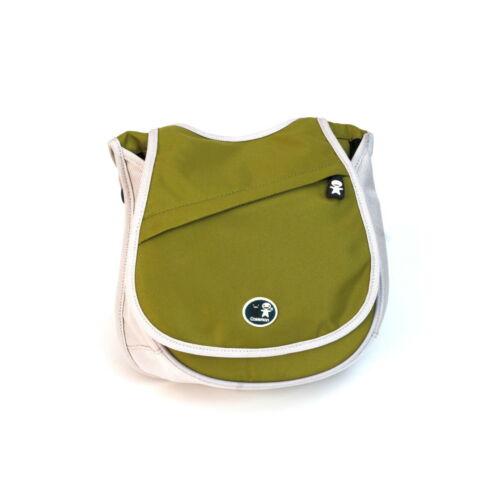 Caseman Digital Monkey C11 zöld válltáska