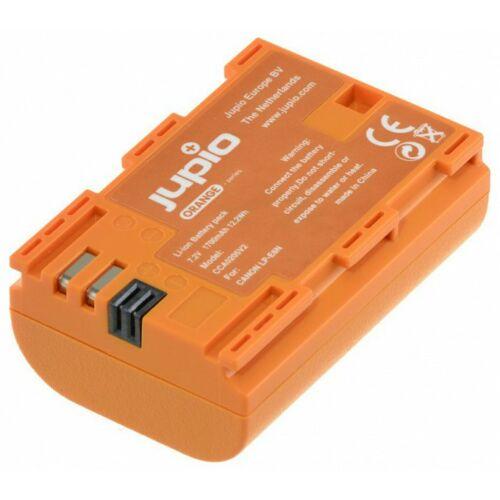 Jupio Canon LP-E6N Orange