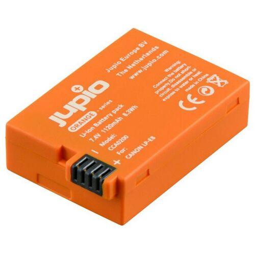 Jupio Canon LP-E8 Orange