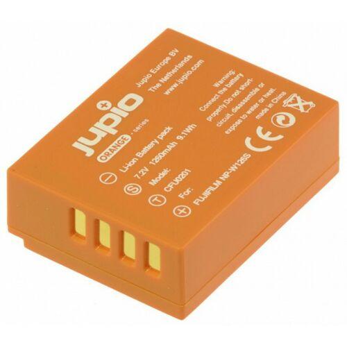 Jupio Fujifilm NP-W126S Orange