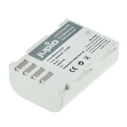 Jupio Panasonic DMW-BLF-19E Ultra