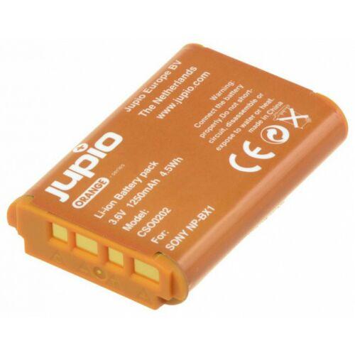 Jupio Sony NP-BX1 Orange