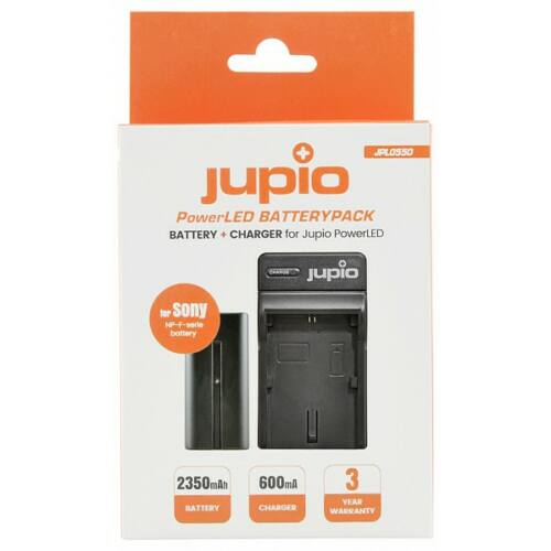 Jupio PowerLED akkumulátor szett