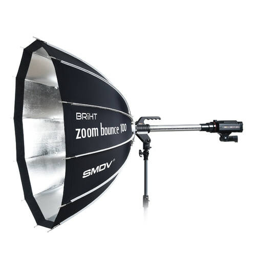 SMDV Zoom Bounce-100 Parabola softbox