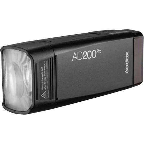 Godox WITSTRO AD200 Akkumulátoros zsebvaku (200Ws)