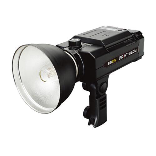 SMDV Briht-360 Manuális Akkumulátoros vaku Nikon és Canon